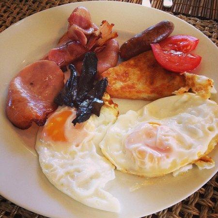 Chestnut Lane Cottage: Kate's Breakfast