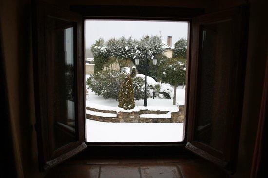 Hotel Palacio de Elorriaga: Vistas jardín