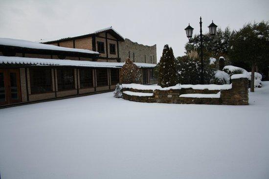 Hotel Palacio de Elorriaga: Jardines
