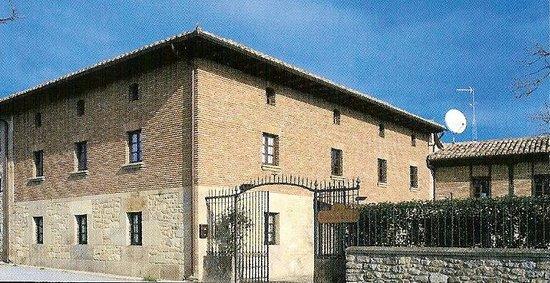 Hotel Palacio de Elorriaga: Entrada