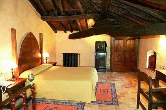 Hotel Palacio de Elorriaga: Habitación matrimonial