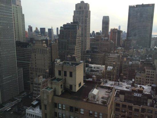 Hilton Times Square: .