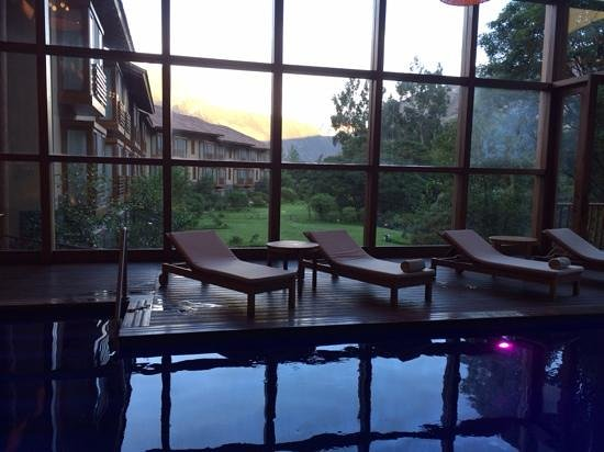 Tambo del Inka, a Luxury Collection Resort & Spa : Pool