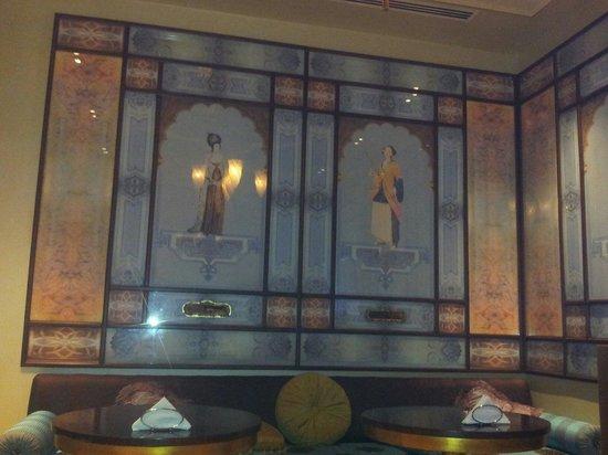 Sukar Pasha : Private room