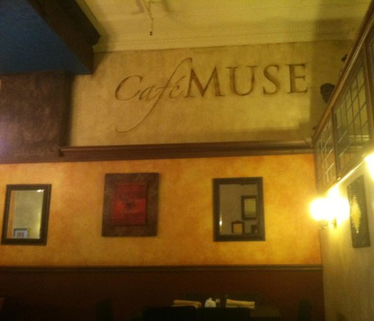 Cafe Muse Restaurant Royal Oak Mi