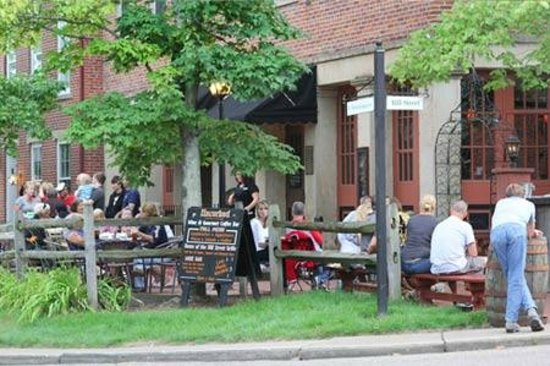 Uncorked: Outdoor Patio - live music in the summer