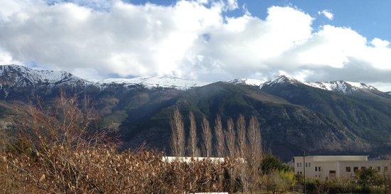 Hotel Santacroce Meeting: Veduta camera 402-403