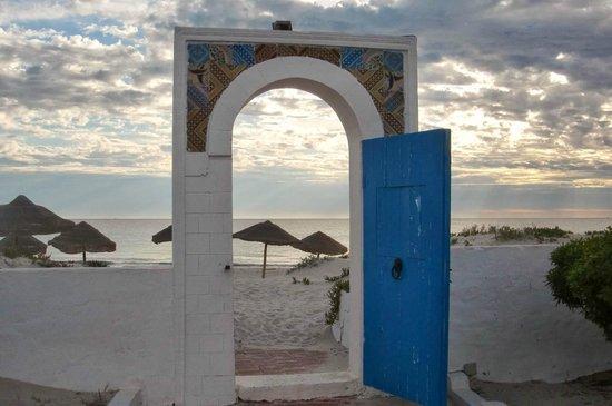 Residence Dar Sidi : Door to paradise