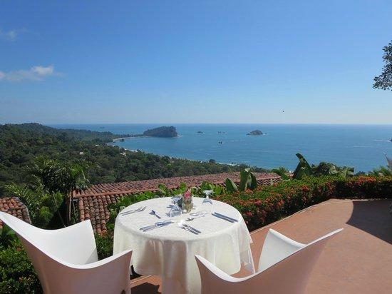 La Mariposa Hotel : View over the bay