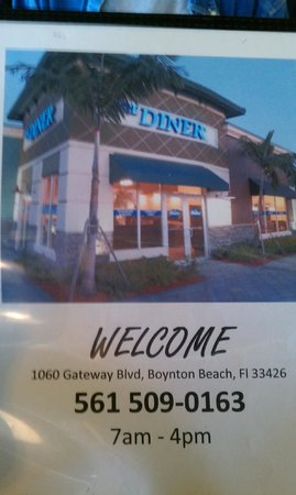 The Diner: The Diner