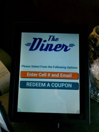 The Diner: The Loyalty Program