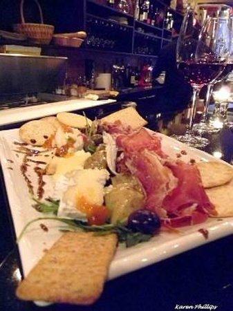 Pane E Vino: appetizers