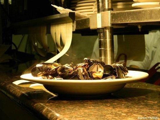 Pane E Vino: mussels