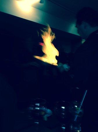 Konstantine's: Flambé by Konstantine