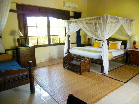 Alam Shanti: Bedroom Narmada