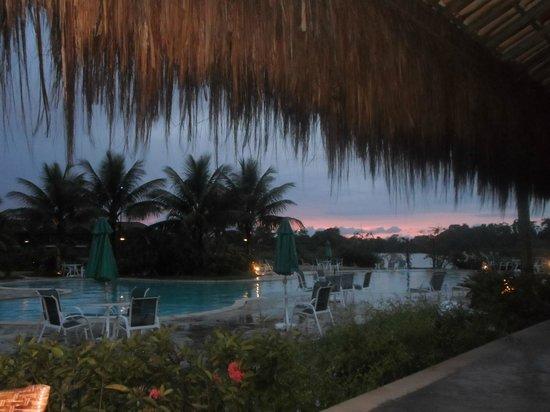 Hotel Do Bosque : Pool