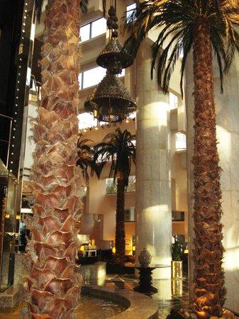 Sheraton Casablanca Hotel & Towers : No estupendo lobby