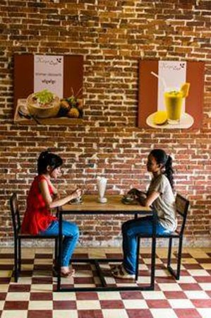 Kaya Cafe: An assortment of exclusive juices and shakes