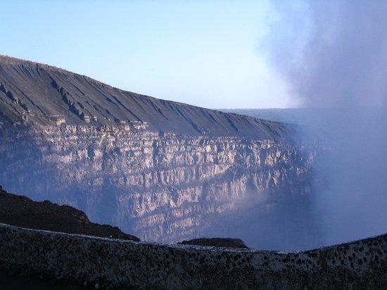 Masaya Volcano National Park : Volcan Masaya