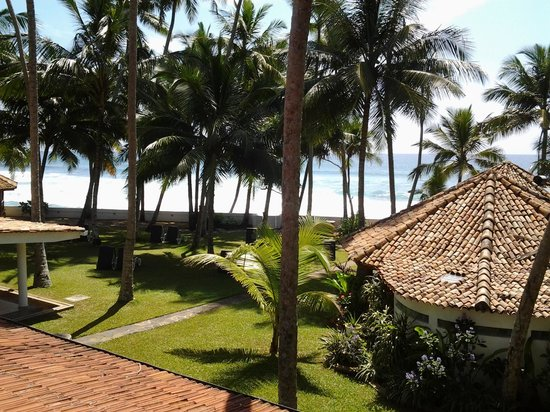 Rockside Cabanas Hotel: вид с балкона