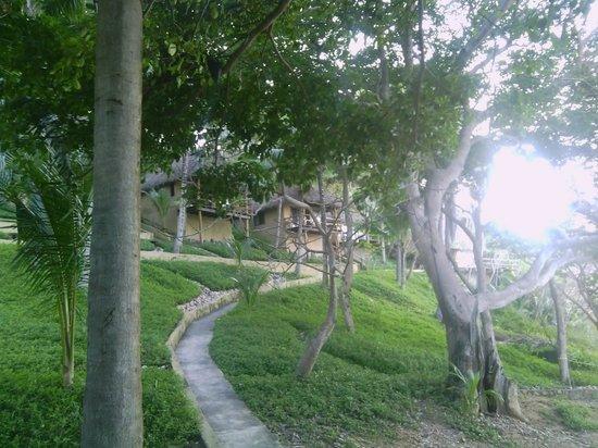Punta Monterrey Beach: las habitaciones