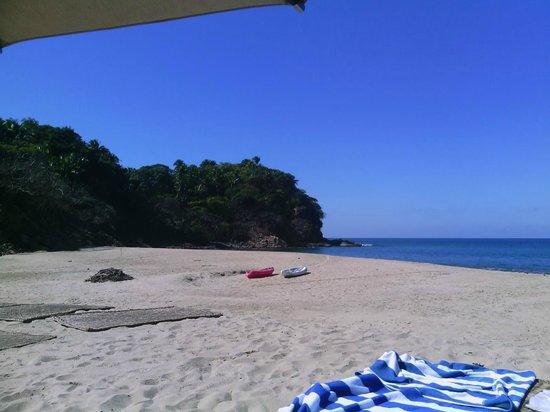 Punta Monterrey Beach: la playa