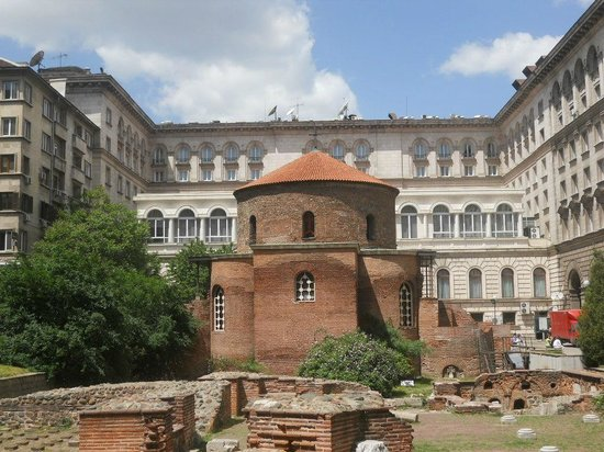 Free Sofia Tour: Ancient Church