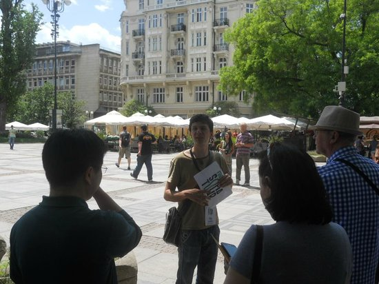 Free Sofia Tour: Our Guide