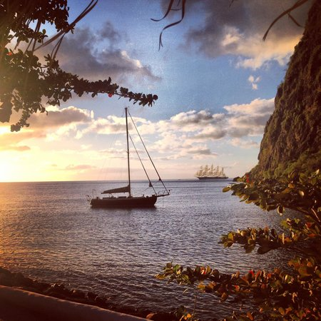Sugar Beach, A Viceroy Resort : View