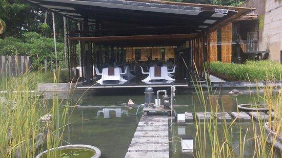 Kayumanis Nusa Dua Private Villa & Spa: レストラン