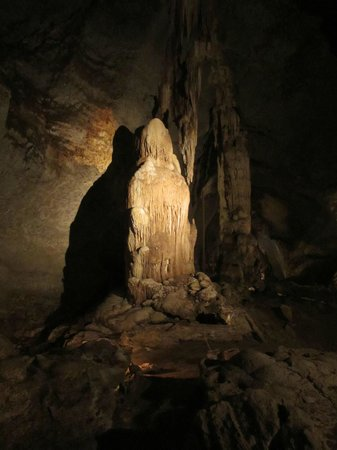 Cave Dao: In der Höhle