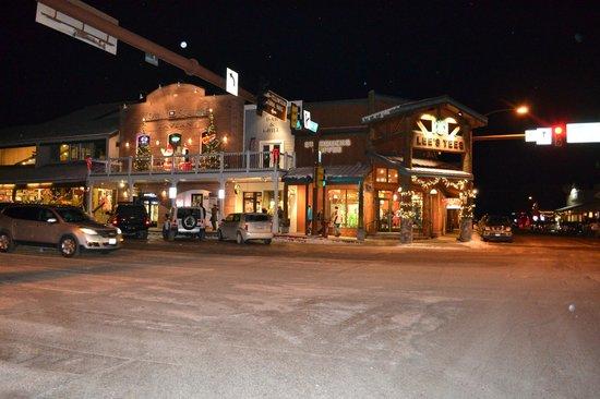Town Square Tavern: Exterior of Restaurant
