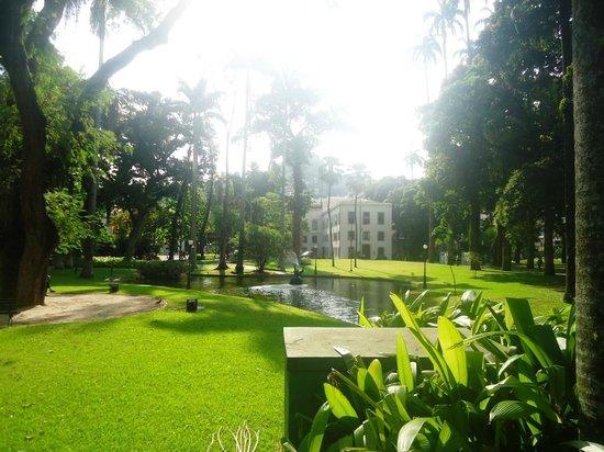Museu da República: Jardins do Palácio do Catete