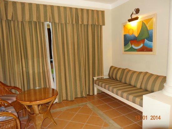 Grand Bahia Principe Turquesa: Habitacion