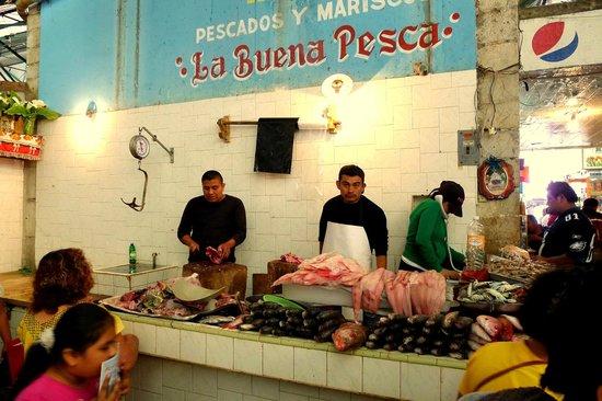 Benito Juarez Market (Mercado de Benito Juarez): Mercado Juarez