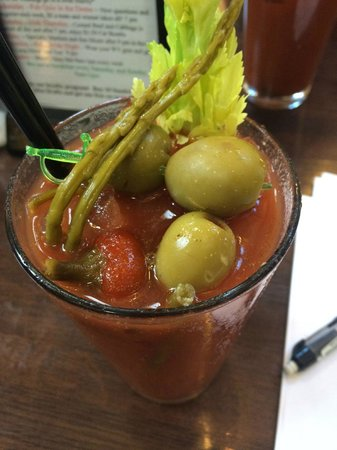 O'Dwyers: Bloody Mary