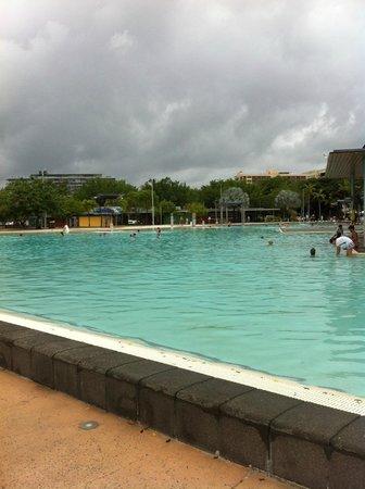 Cairns Esplanade Lagoon: Cairns lagoon pool