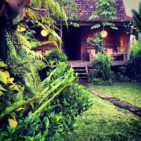 Sharing Bali: The bungalows