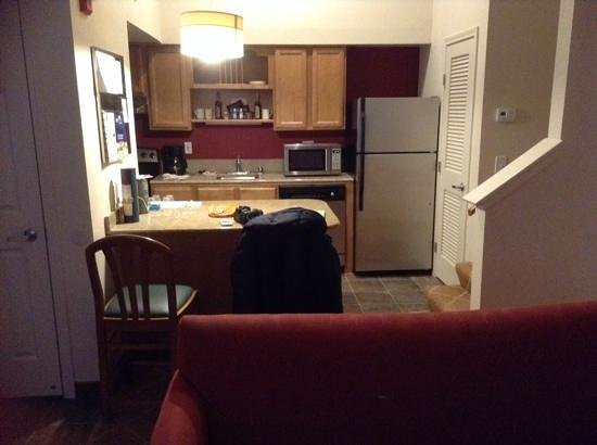 Residence Inn Seattle South/Tukwila: vacaciones navideñas 20013-2014
