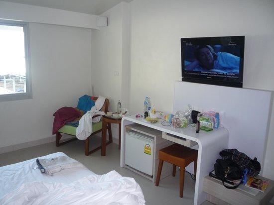 Sunshine Hotel & Residences: удобства в номере))))