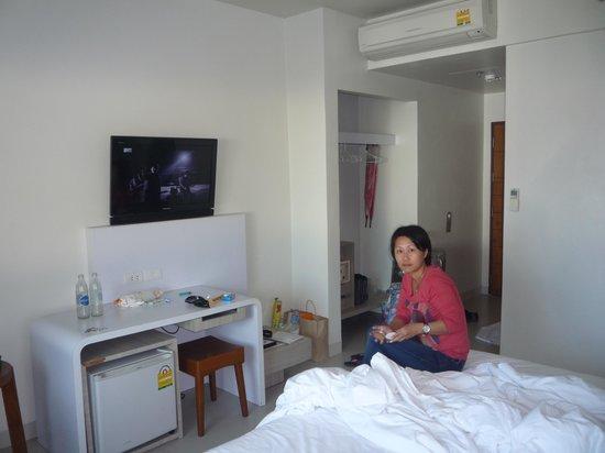 Sunshine Hotel & Residences: день отьезда