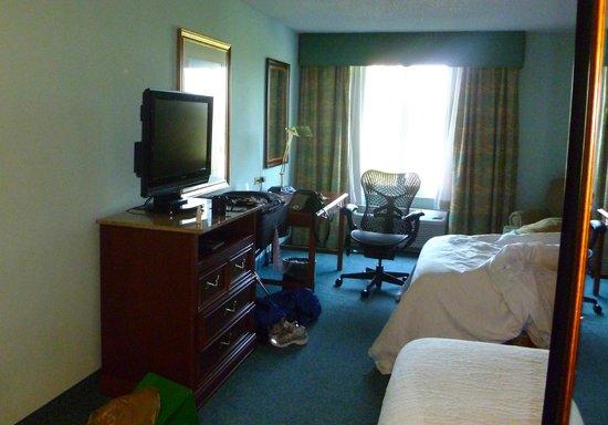 Hilton Garden Inn Orlando International Drive North: My lovely room