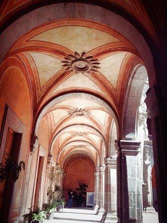 Museum of Arts of Queretaro: arcate