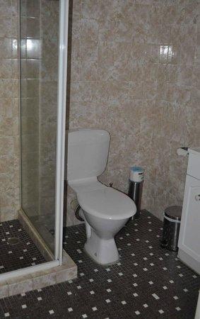 Hillcrest Motor Inn : Bathroom
