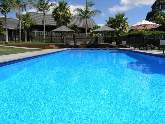Kerikeri Homestead Motel & Apartments: Kerikeri Homestead Resort Pool