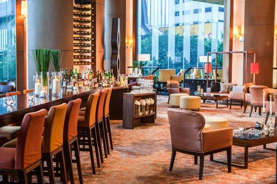 The Lounge - Renaissance Harbour View Hotel Hong Kong