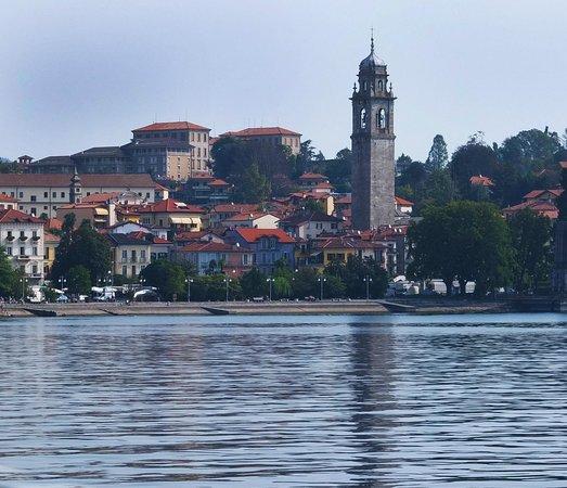 Ristorante Belvedere : View of Verbania from Isola Pescatori
