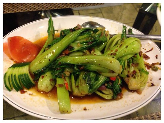 Veggie picture of makan makan asian food village manila for Aqua malaysian thai cuisine