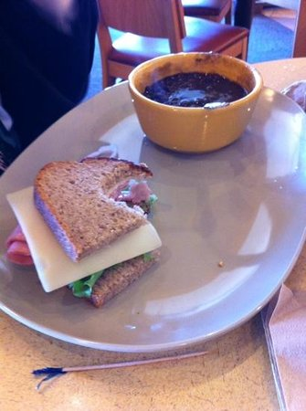 Panera Bread: Pretty disappointed in the size of your sandwiches, lately!!!