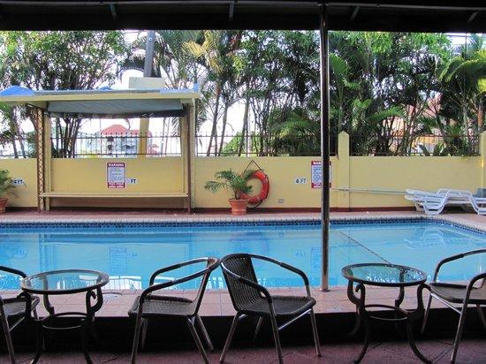 Grand Coastal Hotel: Pool